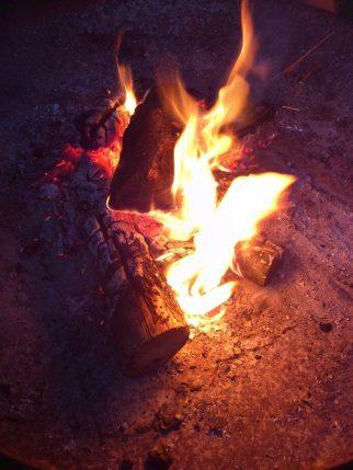 Hoe Het Vuur Mij Riep Deze Zomer…
